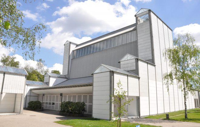 Bagsværd Kirke 2009 1